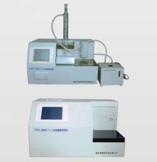 FTDY-2005C(L)自动酸值测定仪