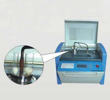 FTDY-2004绝缘油介质损耗及电阻率测试仪