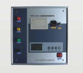 FTD-2003大地网接地电阻测试仪